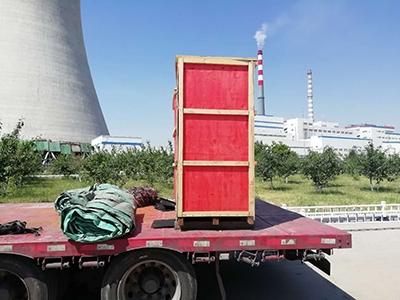 弹簧支架发货至电厂
