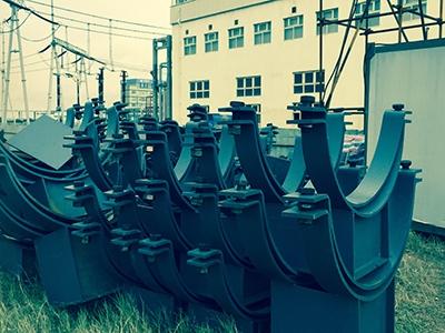 支吊架发货至电厂