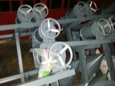测粉装置-绞车