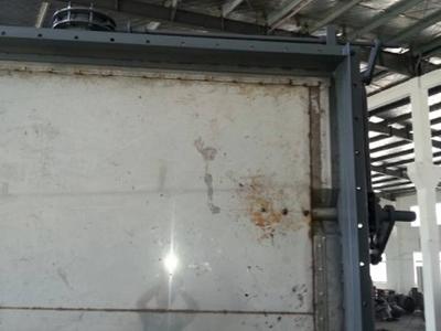 不锈钢门板方风门